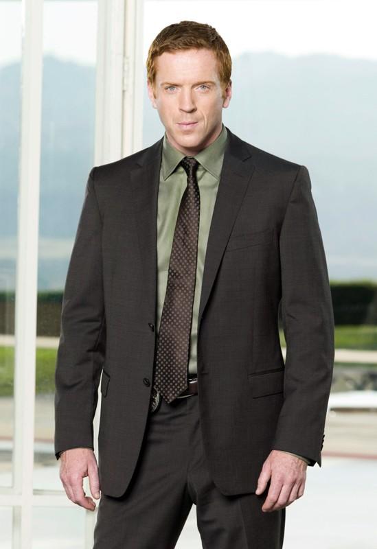 Damian Lewis interpreta Charlie Crews nella serie tv 'Life'