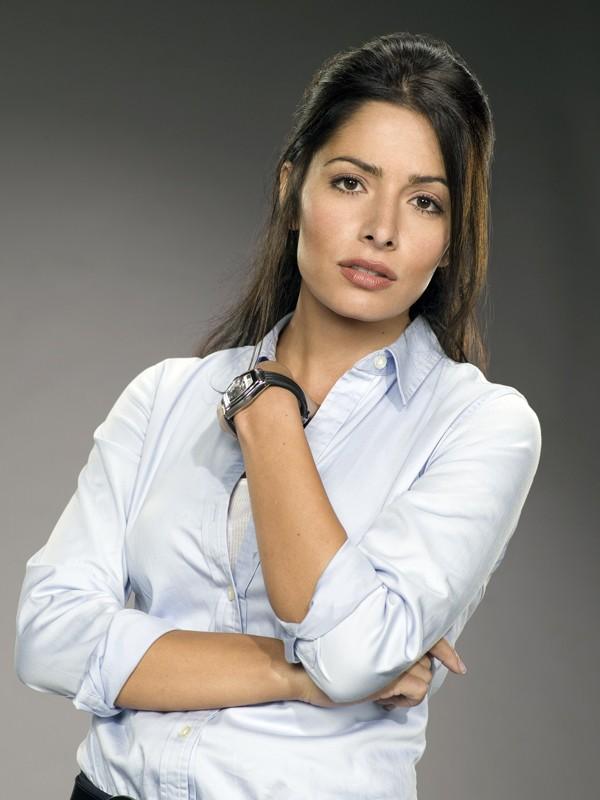 Sarah Shahi è Dani Reese nella prima stagione di 'Life'