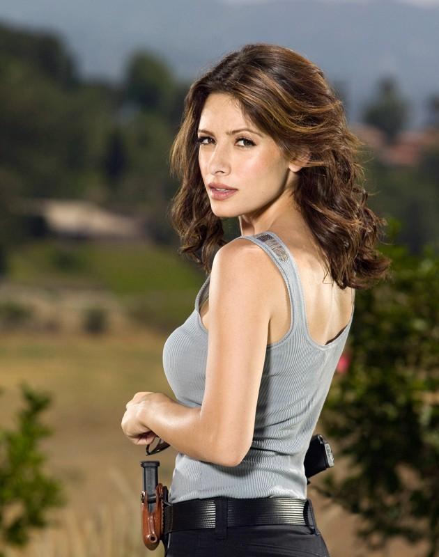 Sarah Shahi interpreta Dani Reese nella serie tv 'Life'