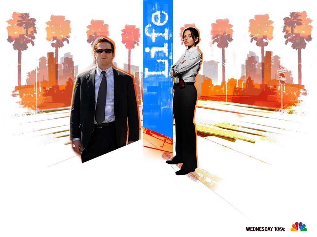 Un wallpaper per la serie tv Life