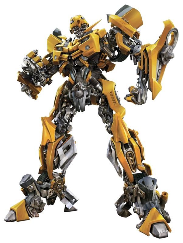 Dalla parte degli Autobots: Bumblebee, la Chevrolet camaro gialla e nera di Sam Witwicky nel film Transformers