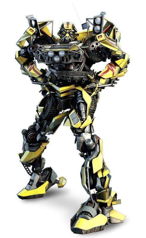 Dalla parte degli Autobots: Ratchet è l'Hummer H2 nel film Transformers: Revenge of the Fallen