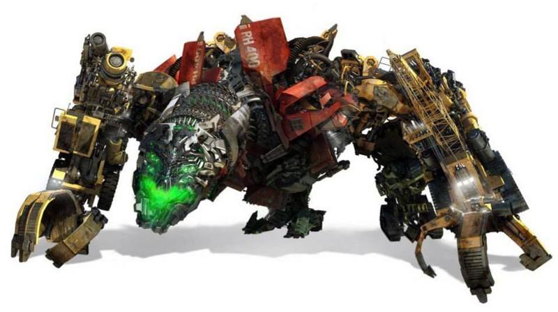 Dalla parte dei Decepticon: Devastator per il film film Transformers 2