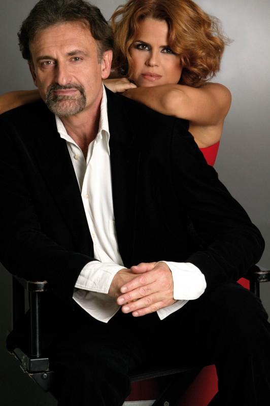 Massimo Venturiello e Tosca