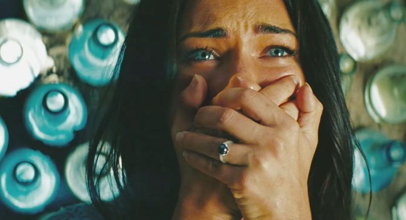 Megan Fox è Mikaela Banes in una scena del film Transformers - La vendetta del caduto