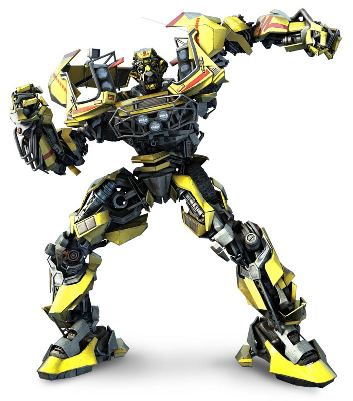 Ratchet è l'Hummer nel film Transformers: Revenge of the Fallen