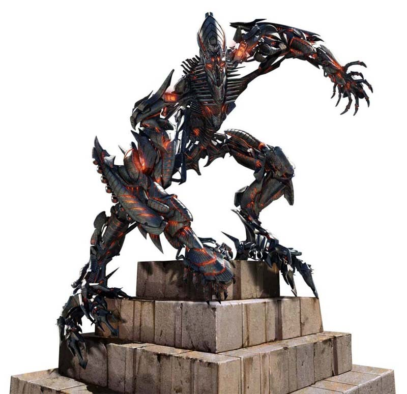 The Fallen, è il Decepticon più potente e cattivo di tutti i tempi nel film Transformers: Revenge of the Fallen