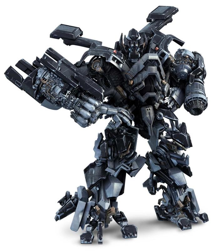 Un nuovo Autobots, Ironhide: esperto di armi nel film Transformers: Revenge of the Fallen