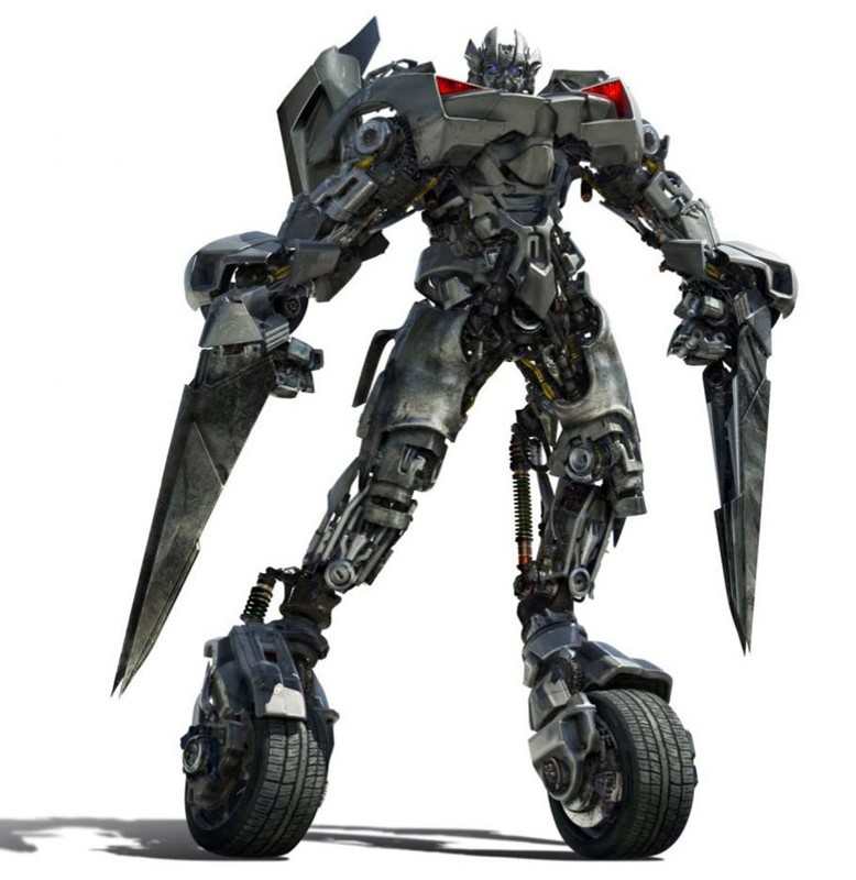 Un nuovo Autobots: Sideswipe per il film Transformers: Revenge of the Fallen