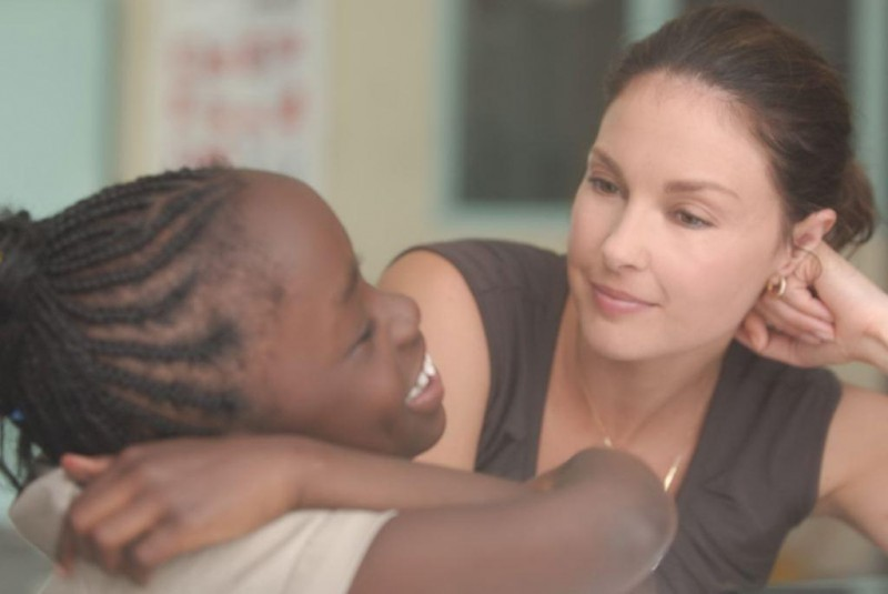 Ashley Judd in un'immagine di Crossing Over