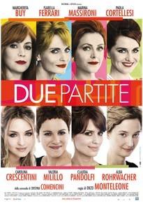La copertina di Due partite (dvd)