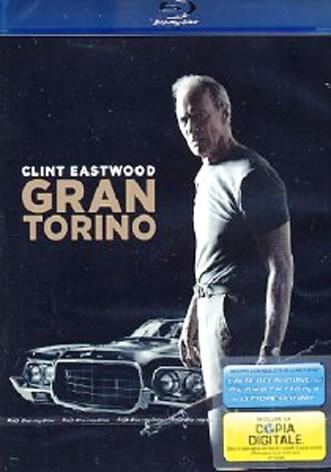 La copertina di Gran Torino (blu-ray)