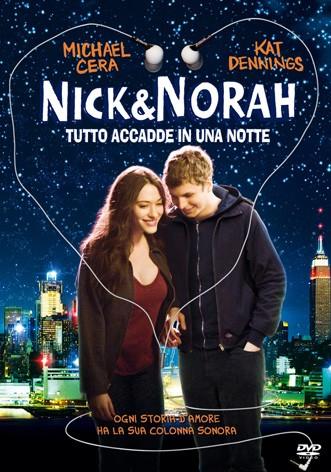 La copertina di Nicke e Norah (dvd)