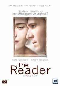La copertina di The Reader - A voce alta (dvd)