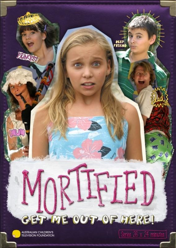 La locandina di Mortified