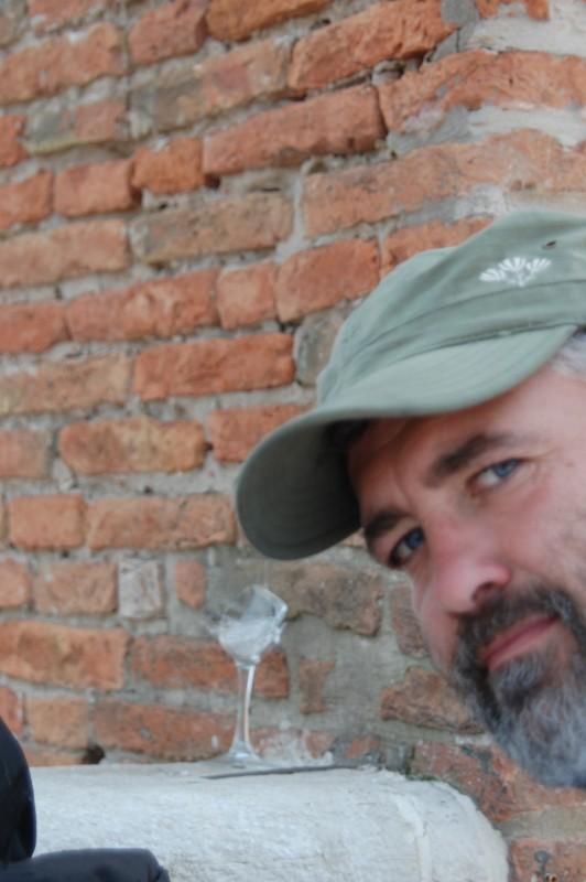 Sauro Giannini a Comacchio nel 2009