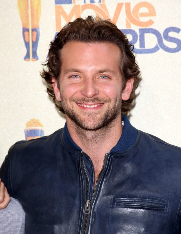 L'attore Bradley Cooper agli MTV Movie Awards 2009