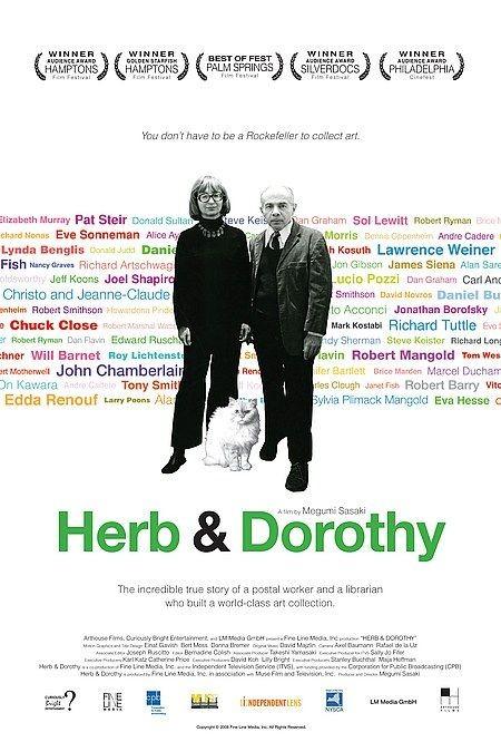 La locandina di Herb and Dorothy