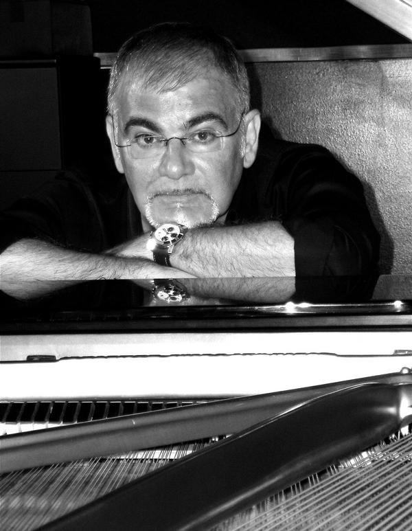 Flavio Ibba in studio