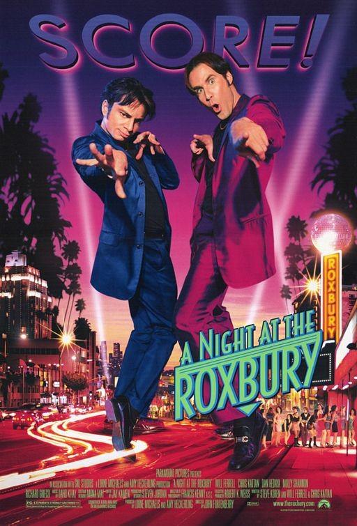 La locandina di A Night at the Roxbury