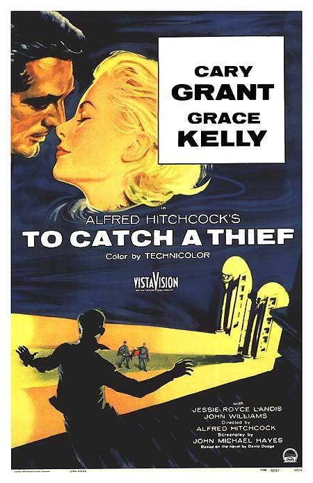 La locandina di Caccia al ladro