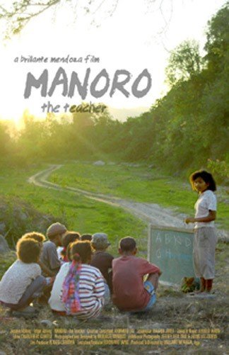 La locandina di Manoro