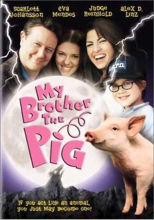 La locandina di My Brother the Pig