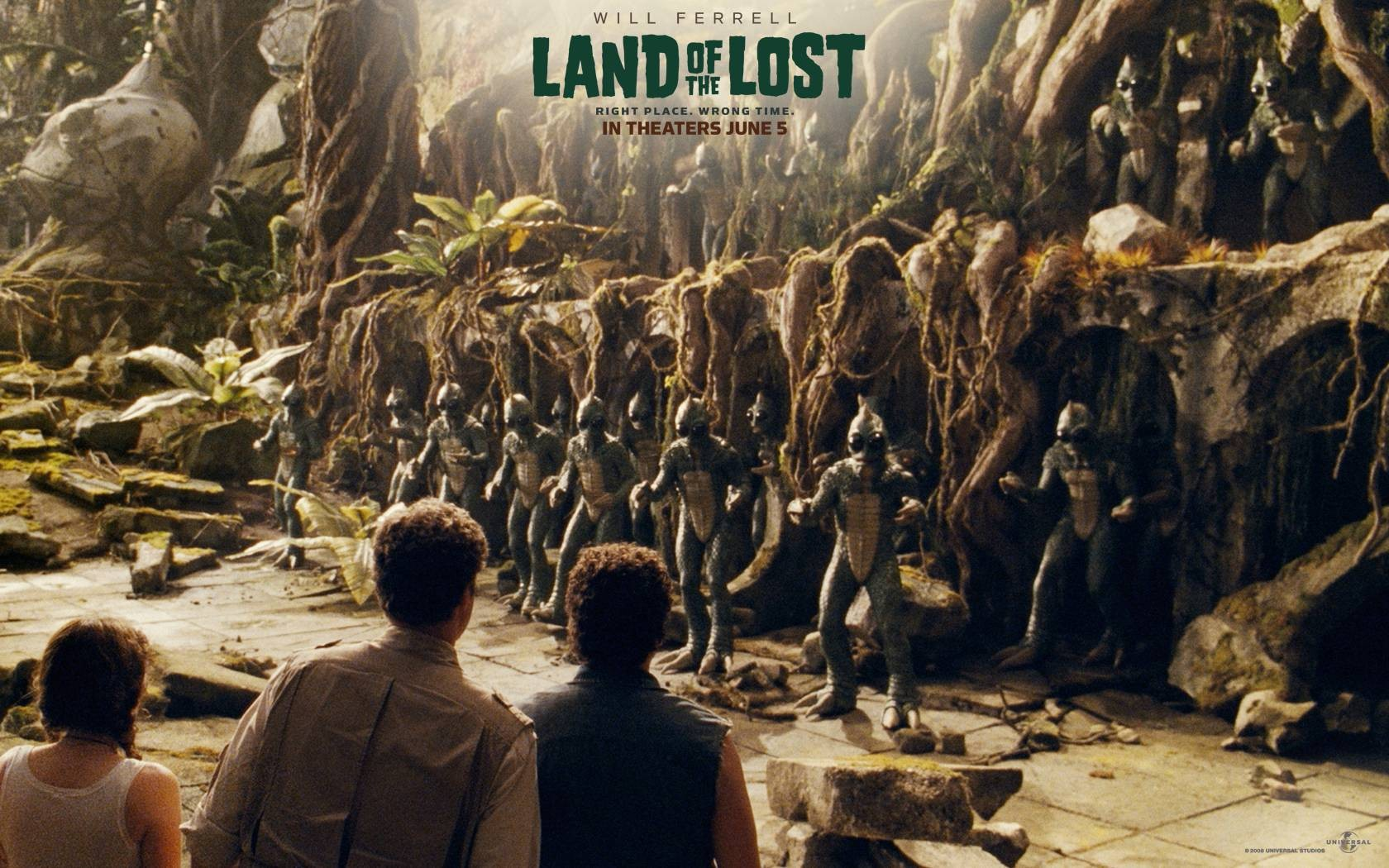 Un wallpaper di Land of the Lost