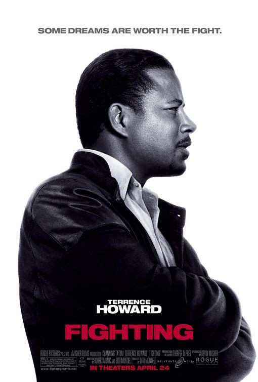 Character Poster per Fighting: Terrence Howard