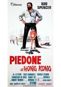 La copertina di Piedone a Hong Kong (dvd)