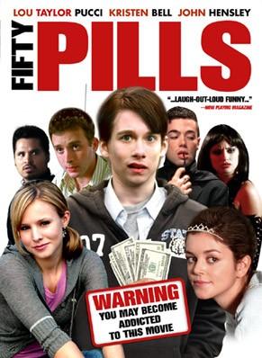 La locandina di Fifty Pills