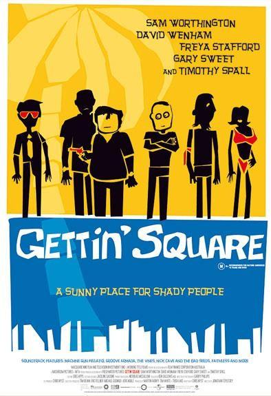 La locandina di Gettin' Square