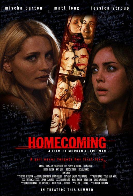 La locandina di Homecoming