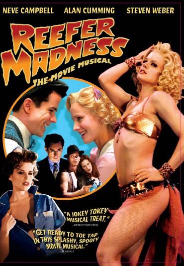 La locandina di Reefer Madness: The Movie Musical