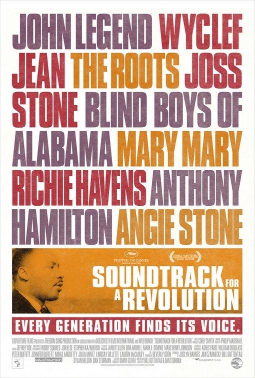 La locandina di Soundtrack for a Revolution