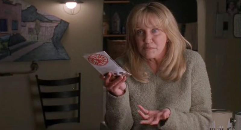 Mary Ellen Trainor nella puntata 'Ricordi' di Roswell
