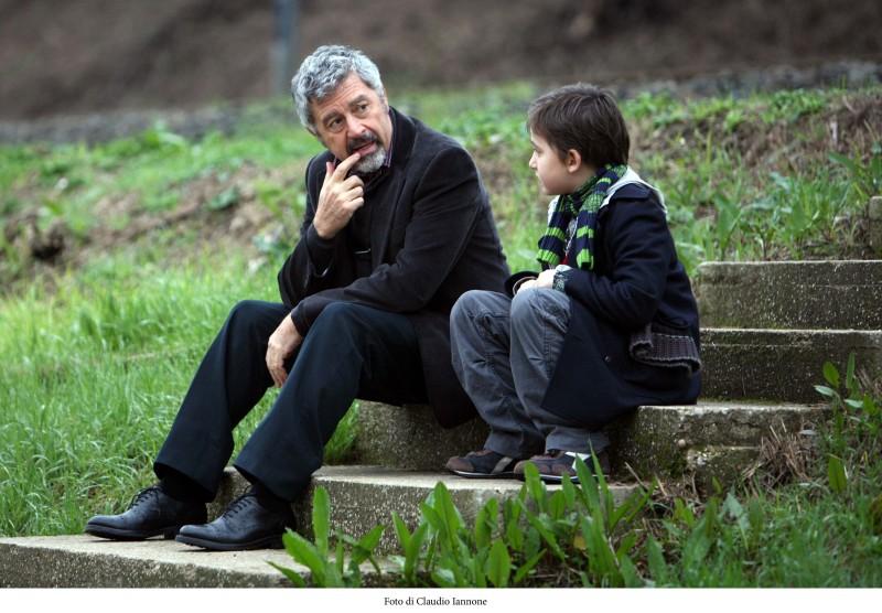 Antonio Catania e Marco Todisco nella fiction Fratelli Detective