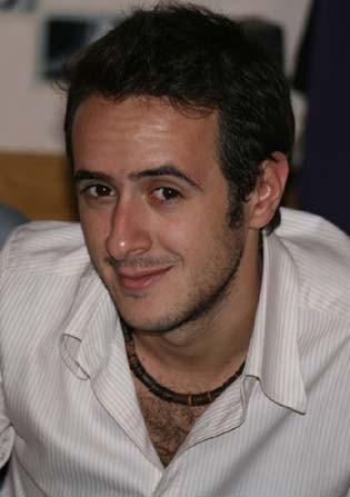 L'attore Alessio Barone