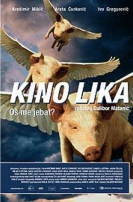 La locandina di Kino lika