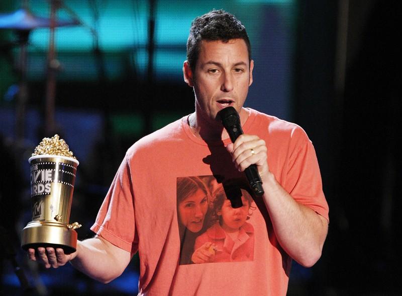 Adam Sandler agli MTV Movie Awards 2008