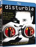 La copertina di Disturbia (blu-ray)