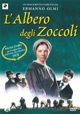 La copertina di L'albero degli zoccoli (dvd)