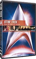 La copertina di Star Trek III: Alla ricerca di Spock (dvd)
