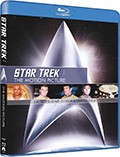 La copertina di Star Trek: The Motion Picture (blu-ray)