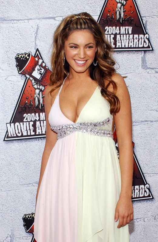 Kelly Brook agli MTV Movie Awards 2004