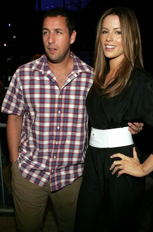 Gli attori di Cambia la tua vita con un click: Adam Sandler e Kate Beckinsale agli MTV Movie Awards 2006