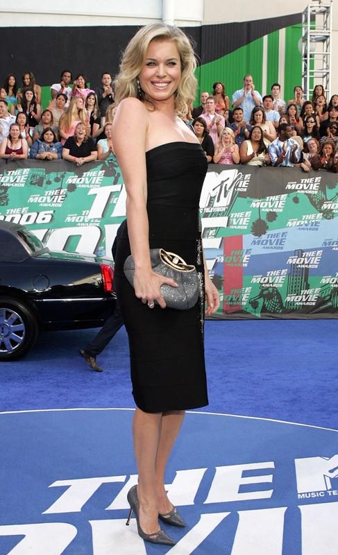 Rebecca Romijn agli MTV Movie Awards 2006