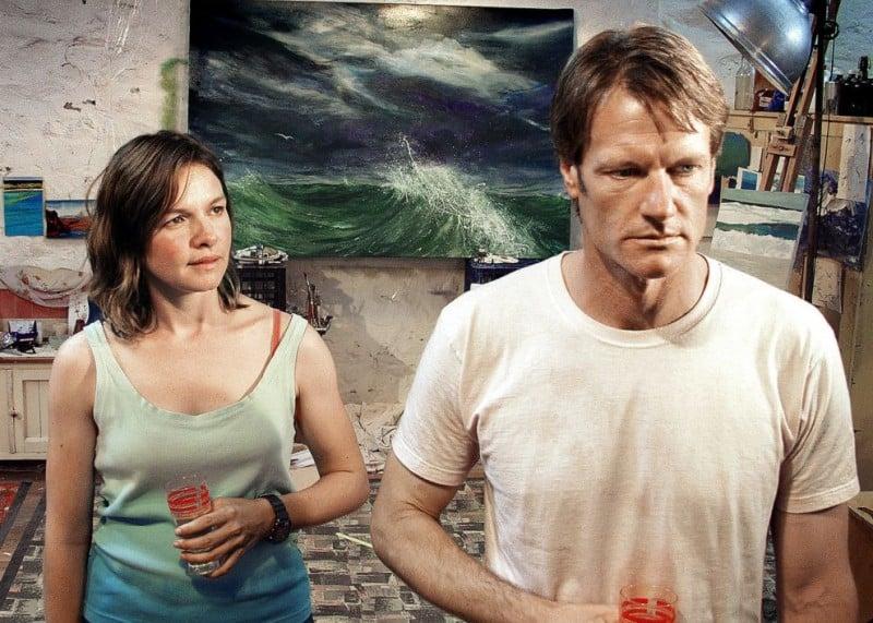 Justine Clarke e William McInnes sono i protagonisti del film Look Both Ways - Amori e Disastri