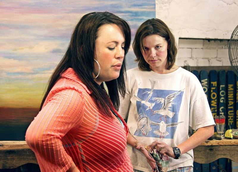 Justine Clarke in un'immagine del film Look Both Ways - Amori e Disastri