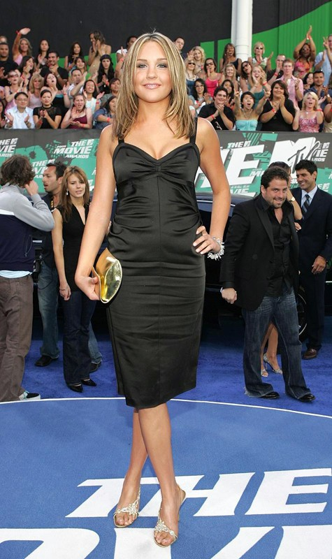 L'attrice Amanda Bynes agli MTV Movie Awards 2006